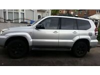 AUTOMATIC TOYOTA LAND CRUISER (8 - SEATER) FOR SALE!