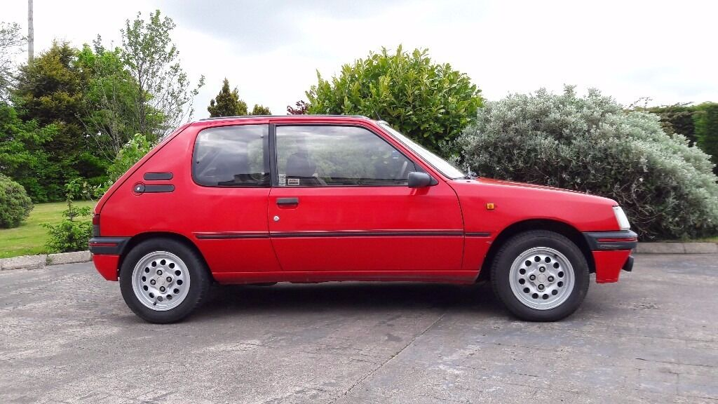 Peugeot 205 Turbo Diesel In Pomeroy County Tyrone Gumtree