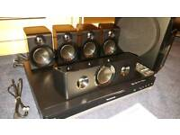Like New: Panasonic SA- BTT405 Blu-Ray Home Theatre Sound System with 3D.