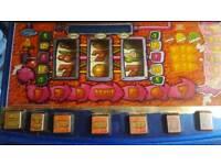 Fruit game machine