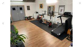 Personal Training Studio for PT Hire / Fitness Studio