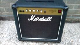 Rare Marshall Keyboard 20 Amplifier, Made in UK, 80's model.