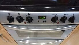 Fully working NEWWORLD Freestanding Oven Grey 60ECHDGm