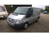 ford Transit 115 t280s trend f.w.d,s.w.b, 2.2 turbo diesel, only 79,000 miles, , 2010-60-plate,