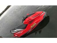 Kawasaki 250 ultra x 2008 model jet ski