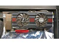ASUS GTX GeForce 660 Ti DirectCU II OC