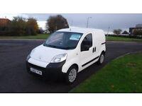 CITROEN NEMO 1.2 LX EGS HDI,AUTO,2013,£20 Road Tax,69mpg,Full Service History,Very Clean Van