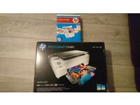 HP Photosmart C4480 Printer with A4 Paper