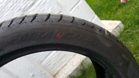 245/40/18 93y Pirelli