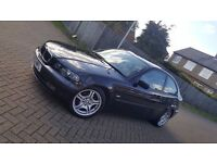 2003 (52) BMW 3 SERIES E46 318ti SE 2.0L PETROL MANUAL 3DR COMPACT MOT DEC 16 HPI CLEAR F.S.H
