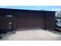 STORAGE UNIT 1140 sq ft - AVAILABLE TO RENT NOW.