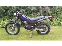 Yamaha TW 125, 12 months Mot, great condition, free delivery, low miles