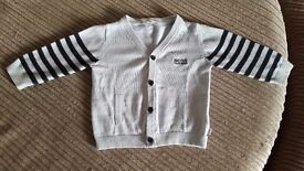 12 month hugo boss cardigan