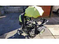 Baby-merc buggy