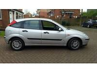 Focus Full Ford Service History