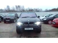 BMW X5 3.0D SPORT, FULL DEALER HISTORY, LEATHERS, PANORAMIC ROOF!