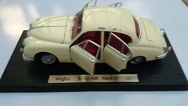 Jaguar Mark 2 Saloon 1959 Model Car