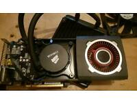 AMD Radeon R9 290X watercooled with H90