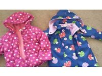 Clothes girl clothes mix age and Footmuff