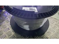 Prysmian 10mm twins and earth cable 50m drum