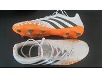 Men's adidas predator football boots size 10