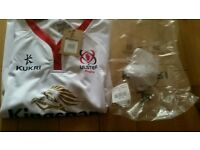 New in packaging! Ulster rugby top M