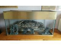 Aquadecor 100 litre Fish Tank