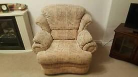 Arm chair, Park Furnishers, Custom Built
