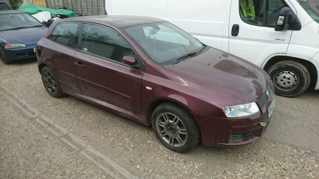 2002 Fiat Stilo Abarth For Spares Or Repair In Palmers Green