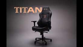 Secretlab Titan Stealth Gaming Chair - Brand New Unopened - RRP £349 (SOLD OUT EVERYWHERE)