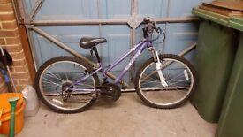 Apollo XC24 Childrens Mountain Bike