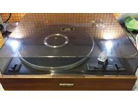 Pioneer PL-12D Turntable in FWO and VGC
