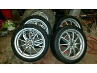 "18"" alloys for sale"