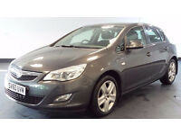 2010 60 VAUXHALL ASTRA 1.4 EXCLUSIV 5d 98 BHP *PART EX WELCOME*FINANCE AVAILABLE*WARRANTY