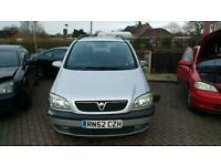 Vauxhall zafira 2.0 dti sell or swap
