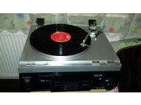 JVC(Japan) L-A21 Turntable (SERVICED)