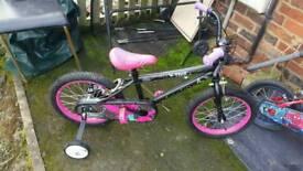 "15"" tinkerbell bike"