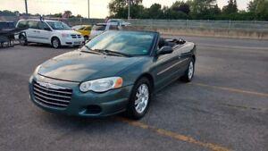 2006 Chrysler Sebring Conv GTC FINANCEMENT0%208.33$ X 24 MOIS 0$