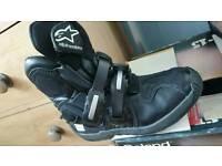 Alpine stars tech 2 motorcycle boots
