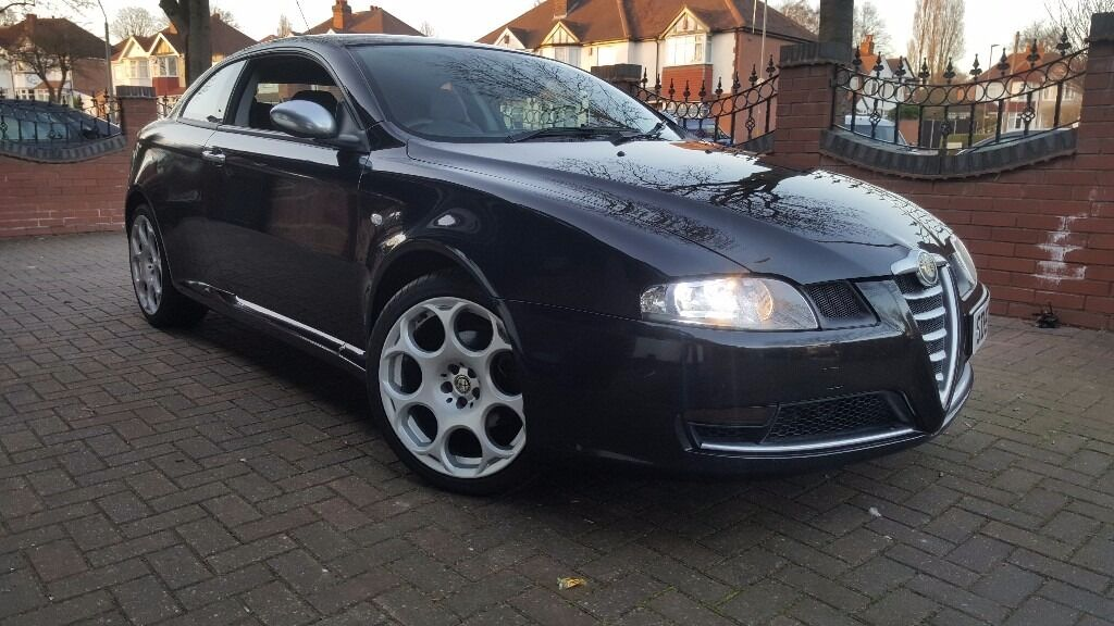 Alfa Romeo Gt Blackline Limited Edition 19 Jtdm Xenons Leathers Just Serviced