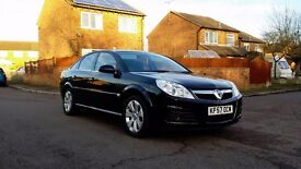 Vauxhall Vectra Exclusive 1.8 Petrol 2007 57 only one owner