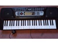 Rockjam keyboard