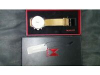 Mens MVMT Chrono Watch Boxed £40