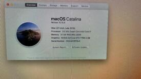 "Apple iMac 27"" late 2013 32gb 1Tb i7 3.5 GHZ"