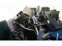 Assorted office chairs for free