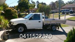UTE MAN FOR HIRE Redbank Plains Ipswich City Preview