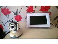 Baby Video Camera and Moniter