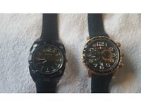 POLICE WATCHES ** AS NEW PERFECT WORKING ORDER ** £90 ONO