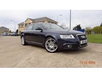 Audi A6 Saloon 2.0 TDI S Line Special Edition Multitronic 4dr