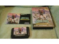 SHINING FORCE Sega Mega Drive Game ASIAN PAL Version